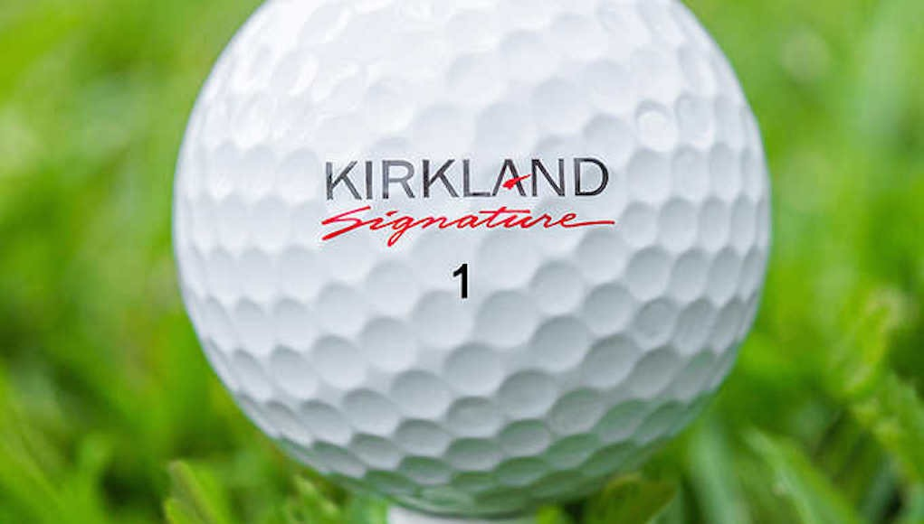 Why is the Costco Kirkland Signature Golf Ball So Popular ...